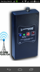 Satfinder BT Апарат для настройки спутниковой антенны по блютусу